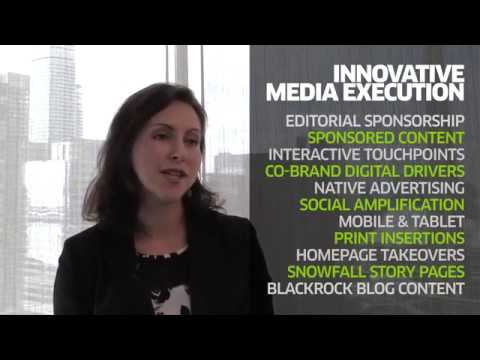 Native Content: How Blackrock worked with Postmedia