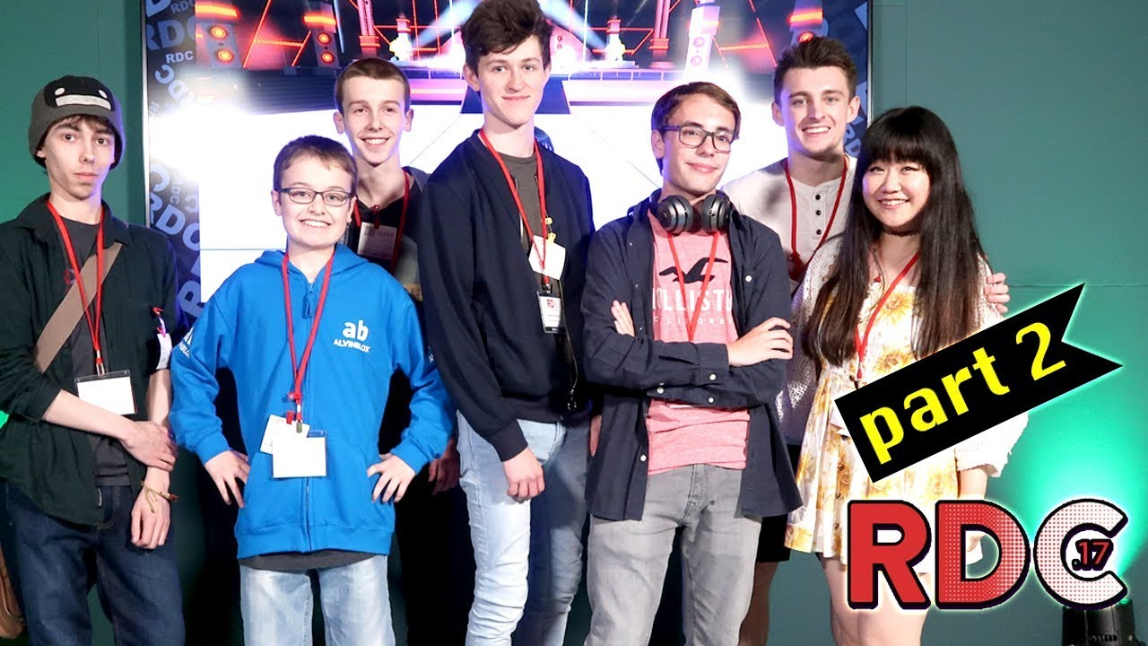 Roblox Tournament And Game Jam At Roblox Developers Conference Rdc