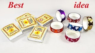 Empty matchbox craft idea | best out of waste | Empty matchbox reuse idea | best diy