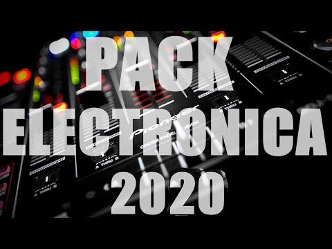 Descargar Pack De Musica Electronica 2018 (Lo Mas Nuevo)
