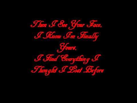 Pieces - Red -Lyrics