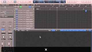 Logic Pro X Busses and Sends