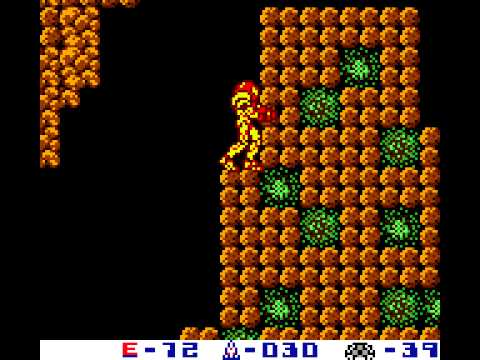 how to play metroid 2 in color