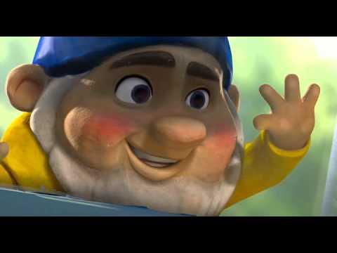 Gnomeo y Julieta terrafirminator! latino