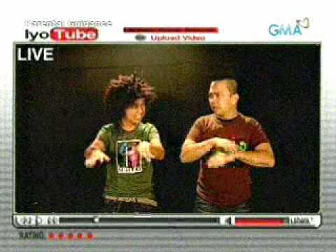 "MOYMOY PALABOY ""SABAY SABAY TAYO"" with MARIAN RIVERA & GELEEN EUGENIO Feb. 15, 2009"