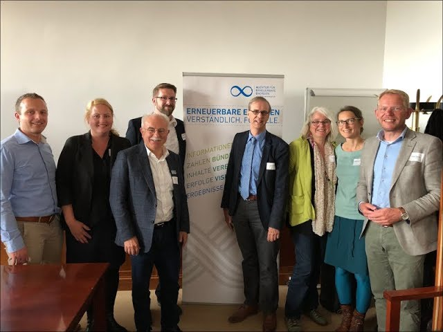 Energiesymposium in Berlijn
