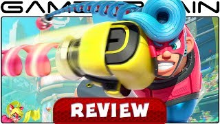 ARMS - REVIEW (Nintendo Switch)