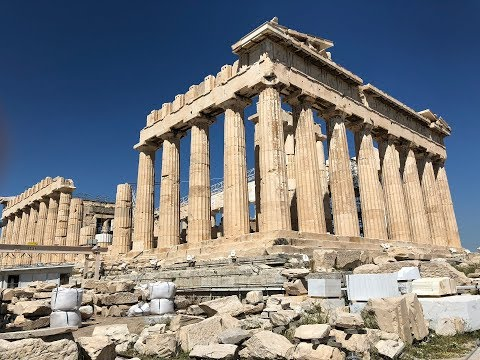TRAVEL VLOG | ATHENS | GREECE