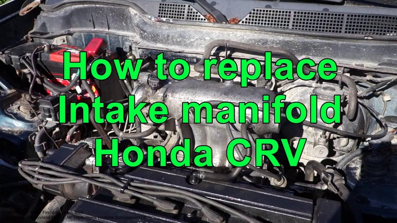 medium resolution of honda cr v intake manifold wiring wiring diagram technic honda cr v intake manifold wiring