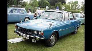 Rover P6B