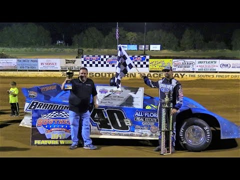 100 Laps 10k Nesmith Late Model Feature @ Southern Raceway 11-4-17