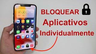 (NOVO) Como Bloquear Apps Individualmente Com Senha! - Qualquer iPhone!