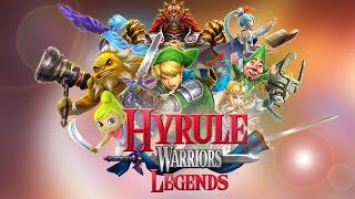 Hyrule Warriors Legends Review 3DS