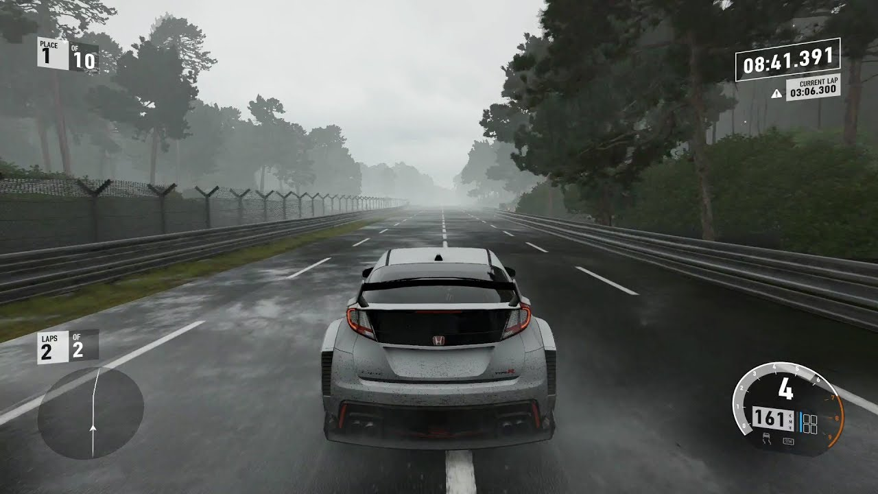 forza motorsport 7 rain gameplay hd 1080p60fps youtube. Black Bedroom Furniture Sets. Home Design Ideas