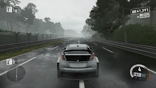 Forza Motorsport 7 - Rain Gameplay (HD) [1080p60FPS]