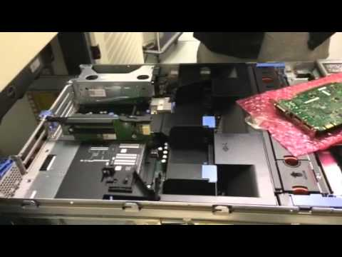Dell R720 GPU installation
