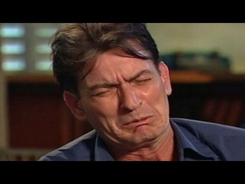 Charlie Sheen Reveals He Has HIV, Faces Felony Charges