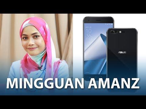Mingguan Amanz - Asus Zenfone 4, Nokia 8, Tag RFID Pada Tol