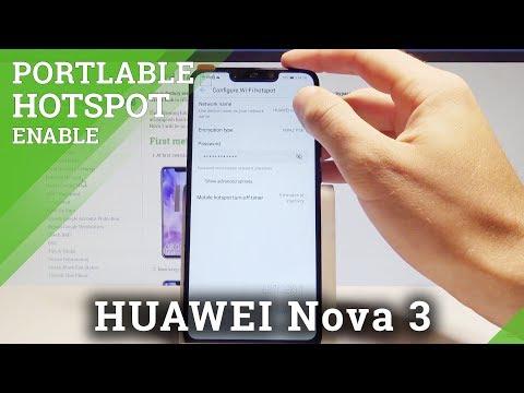 Portable Hotspot HUAWEI Nova 3i - HardReset info