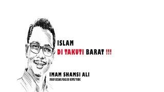 Islam ditakuti Barat Karena ...., Shamsi Ali Imam Masjid Besar NEW YORK bag-8