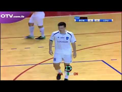 Highlights | Bank of Beirut vs Club Louaize | Lebanese Futsal Championship Final Series - Game 1