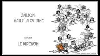 Visites confinées des GIBFC - Saison Cuisine - épisode 1 Le Biberon by Charlotte