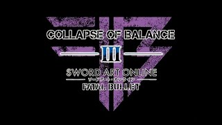Protecting The SBC Glocken| Sword Art Online: Fatal Bullet (Collapse of Balance) Part 2
