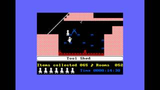 Jet Set Willy Amstrad cpc HD