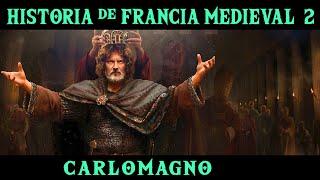 FRANCIA MEDIEVAL 2: Los Carolingios - El Imperio de Carlomagno