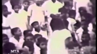 Interview of Maulana Bashir Ahmad Orchard at Jalsa Salana