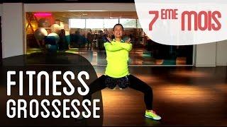 Fitness 7ème mois de grossesse