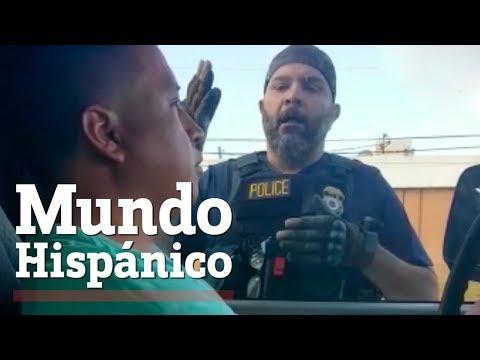 ICE Operando En Las Calles