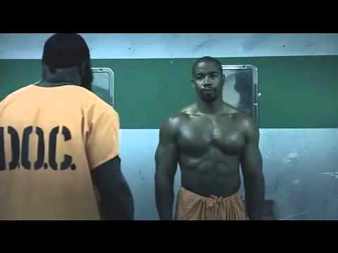 Blood And Bone Prison Fight starring Michael Jai White