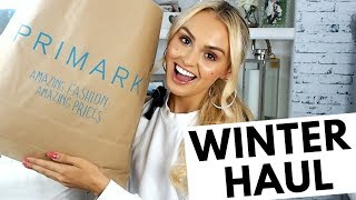 Primark Haul Winter 2017 | TRY ON | Bershka - River Island - Rebellious Fashion - Shein