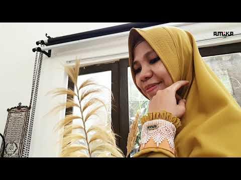 Gamis Cantik Terbaru Zaara Series Dari Gamis Amika Youtube