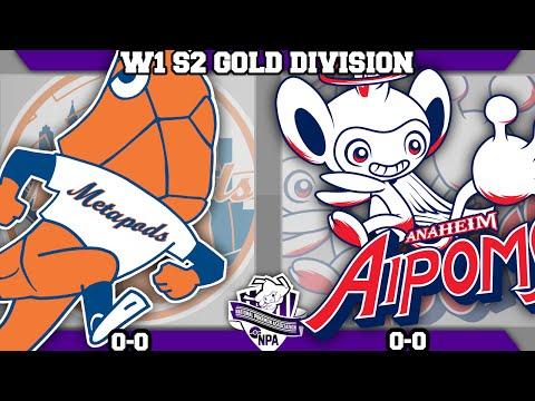"New York Metapods vs Anaheim Aipoms! NPA Week 1! ""Mold Breaker, Duh"" - Pokemon ORAS LIVE WIFI Battle"