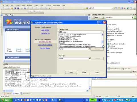 Установка Windows Embedded CE 6.0 на Microsoft Virtual PC