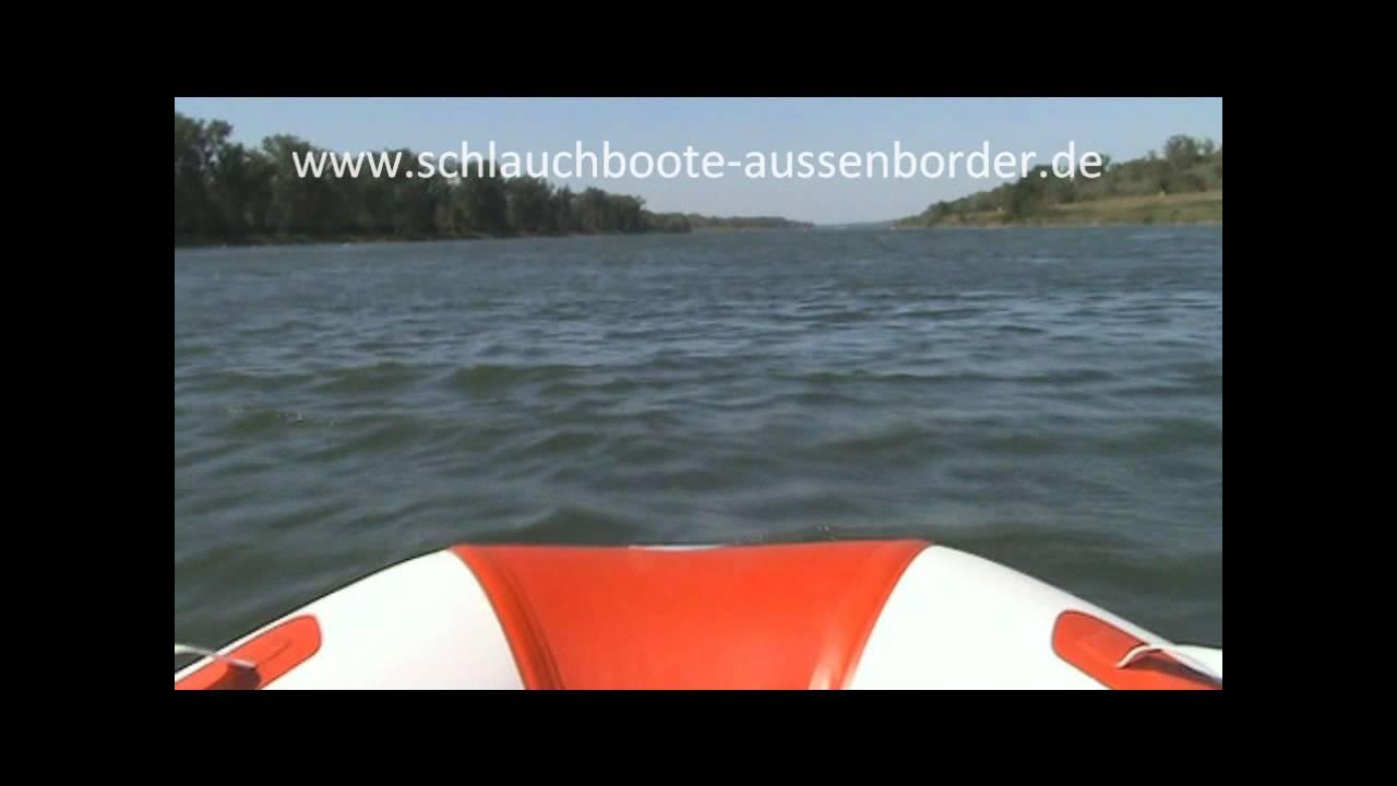 360 cm prowake schlauchboot am rhein doovi. Black Bedroom Furniture Sets. Home Design Ideas
