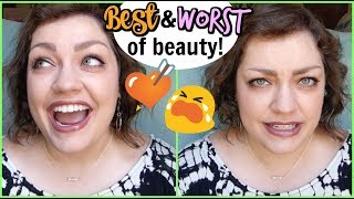 Best & Worst of Beauty: August