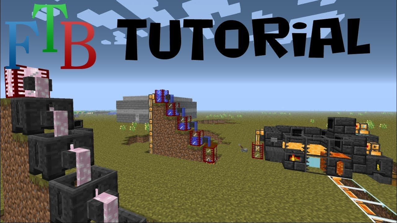 Tinker's Construct Tutorial: Smeltery Automation (FTB 1 6 4)