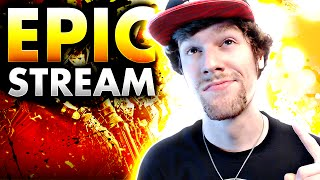 EPIC ADVANCED WARFARE STREAM!  (~5 Hours of Multiplayer Gameplay)