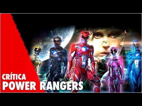 Crítica POWER RANGERS (2017)