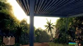 crysis warhead mobile shade and awesome sun effects max settings