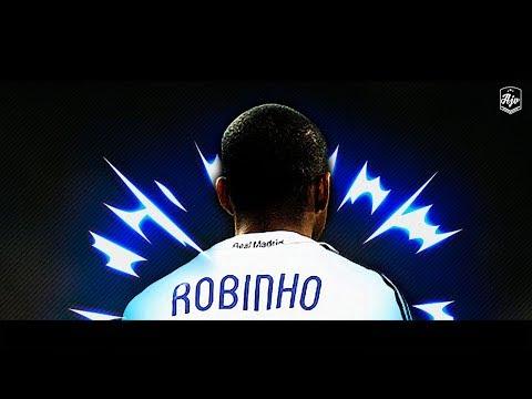 Robinho - Crazy Dribbling Skills | HD