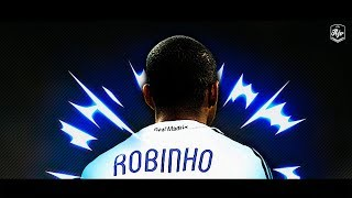 Robinho - Crazy Dribbling Skills   HD