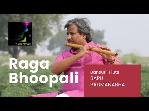 Bansuri Bapu Flute Meditate with Bhoopali