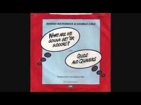 Dennis Waterman & George Cole - Quids & Quavers ('Er Indoors' B-Side) (Vinyl)
