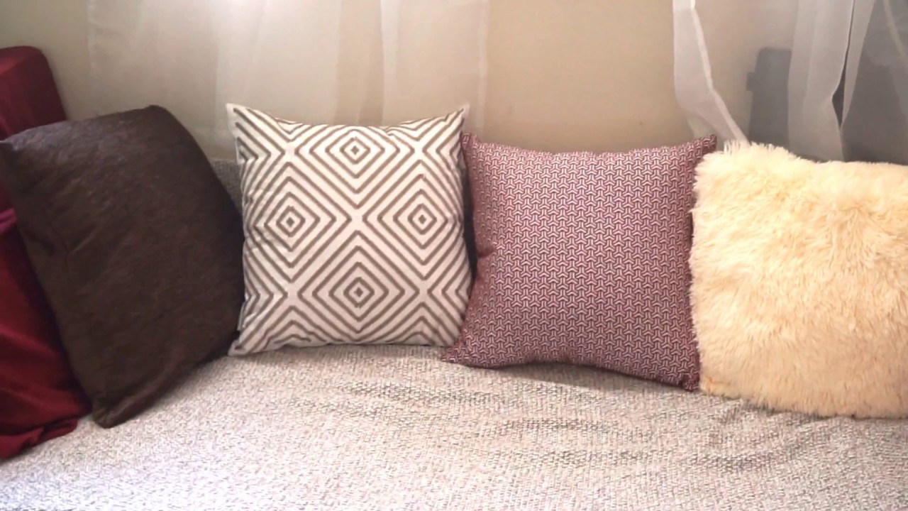 Comfy Floor Seating Diy Floor Cushion Seating Stayvivacious Youtube