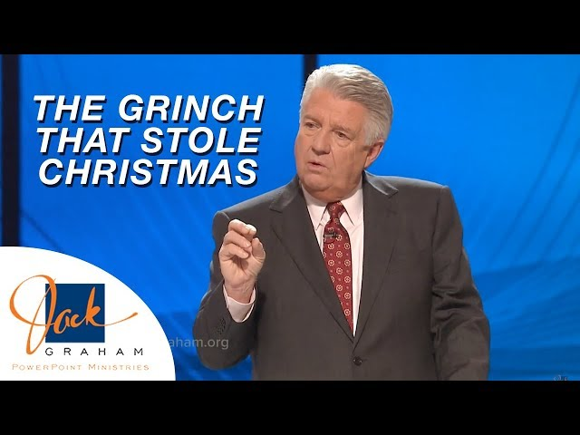 The Grinch that Stole Christmas | PowerPoint with Dr. Jack Graham