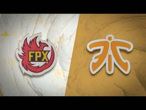 FunPlus Phoenix vs Fnatic vod